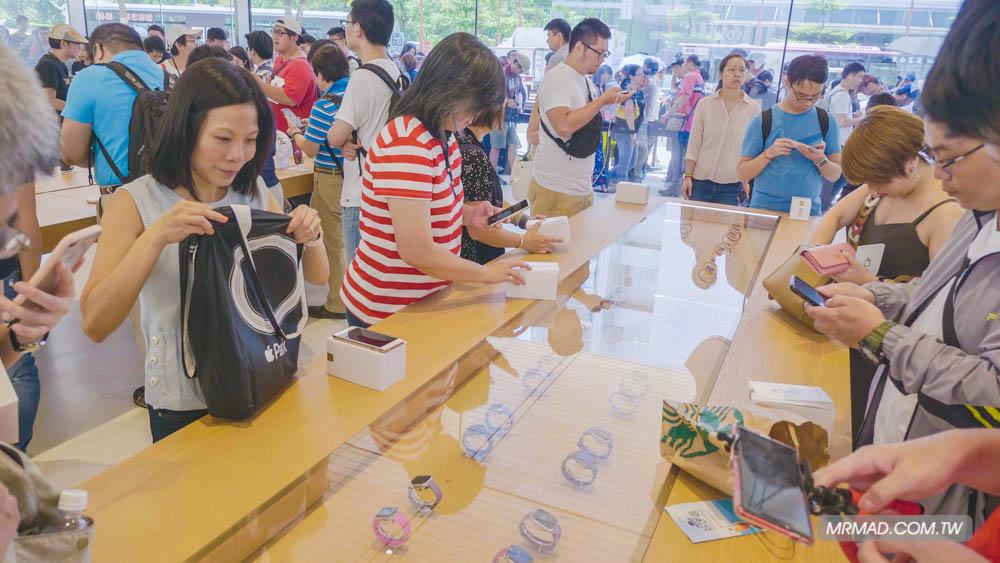 Apple 信義A13 蘋果直營店開幕活動紀錄,非常適合體驗蘋果自然空間12