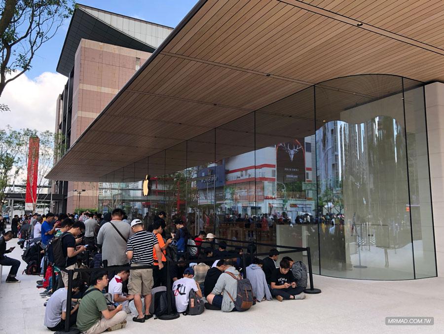 Apple 信義A13 蘋果直營店開幕活動紀錄,非常適合體驗蘋果自然空間2