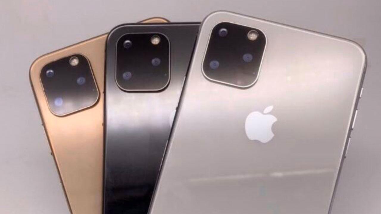 山寨iPhone 11 實體機曝光,也配有方形三鏡頭和瀏海設計