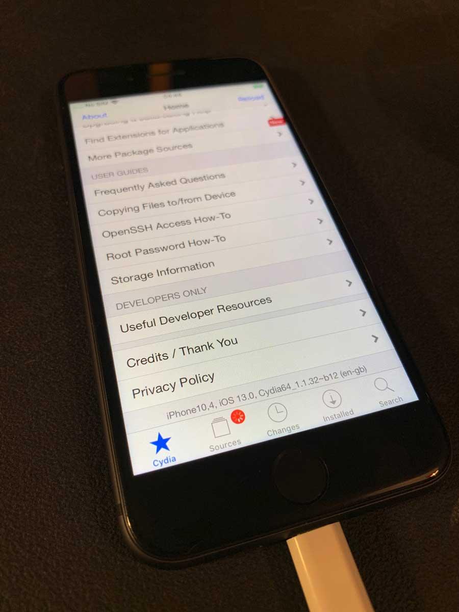 iOS 13 越獄蓄勢待發!正式版尚未推出,就已經攻破防線