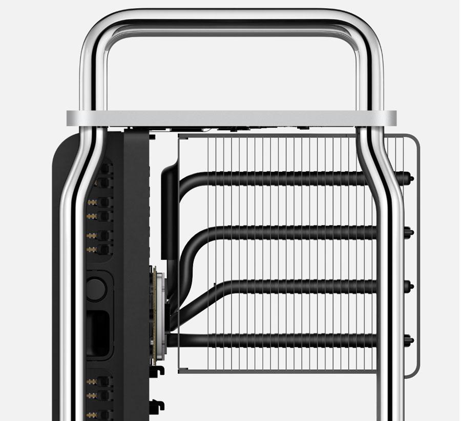 Mac Pro 蘋果主機散熱器