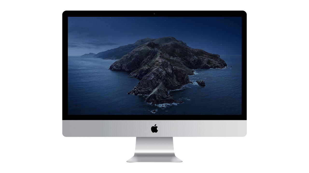 macOS 10.15 Catalina 桌布下載,原廠高清桌布圖檔