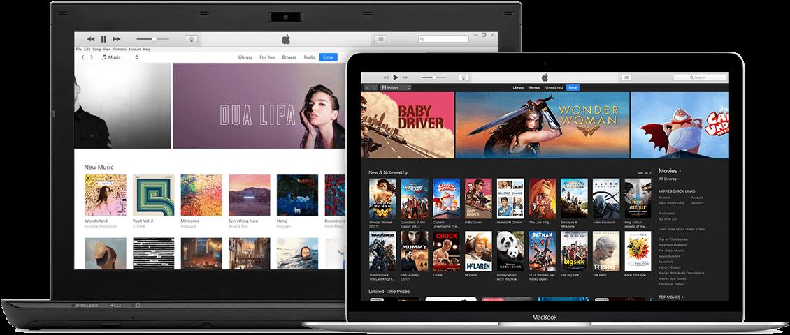蘋果將宣布關閉 iTunes ,FaceBook 和 IG 帳號內容已經全清空