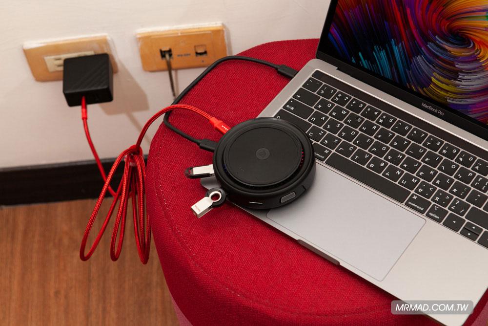 輕鬆替筆電實現PD充電和讀取 USB資料2