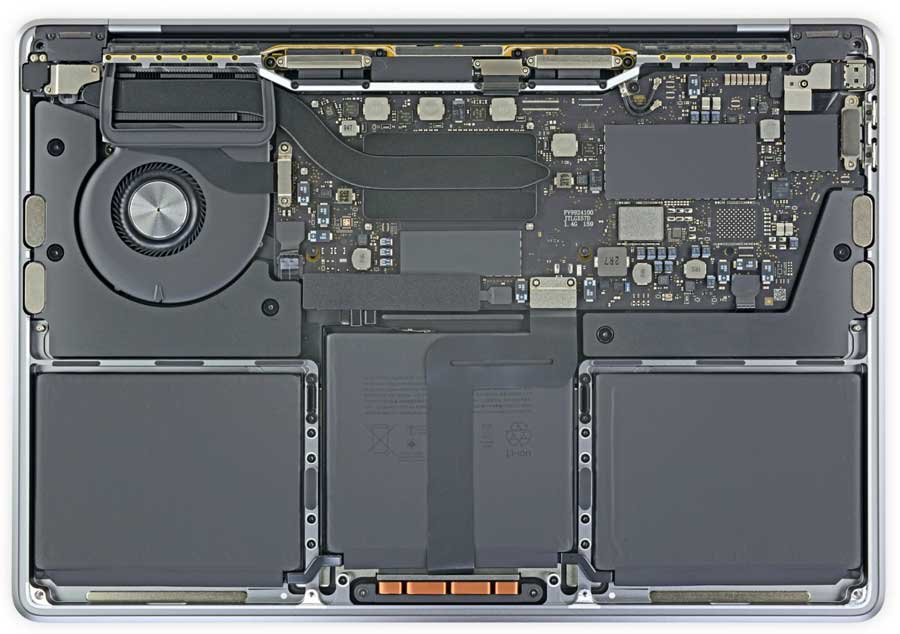 2019 年 13吋 MacBook Pro 全悲劇,無法自行更換 SSD 和記憶體1