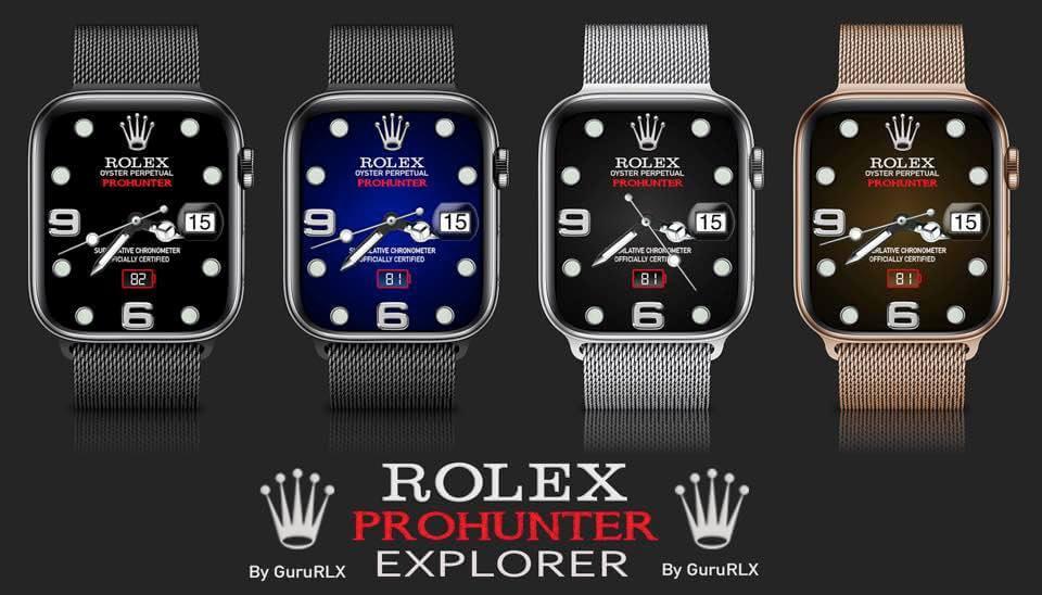 Apple Watch 實現第三方機械錶盤攻略技巧教學,用靜靜錶盤輕鬆實現