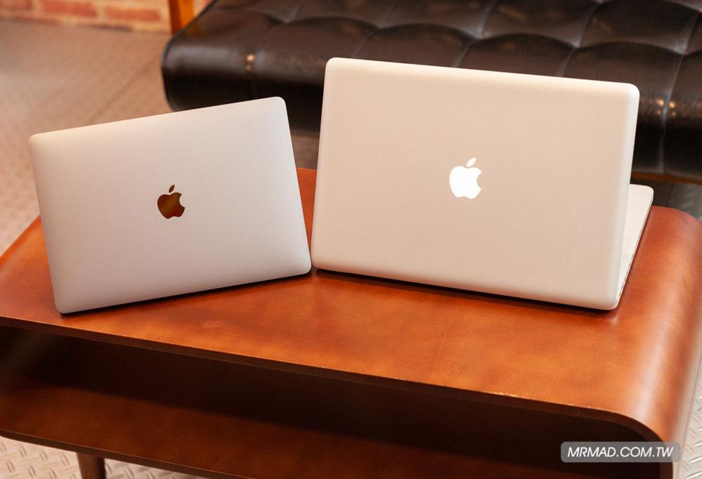 2019 MacBook Pro值得買嗎?開箱評測告訴你,比對7年前截然不同