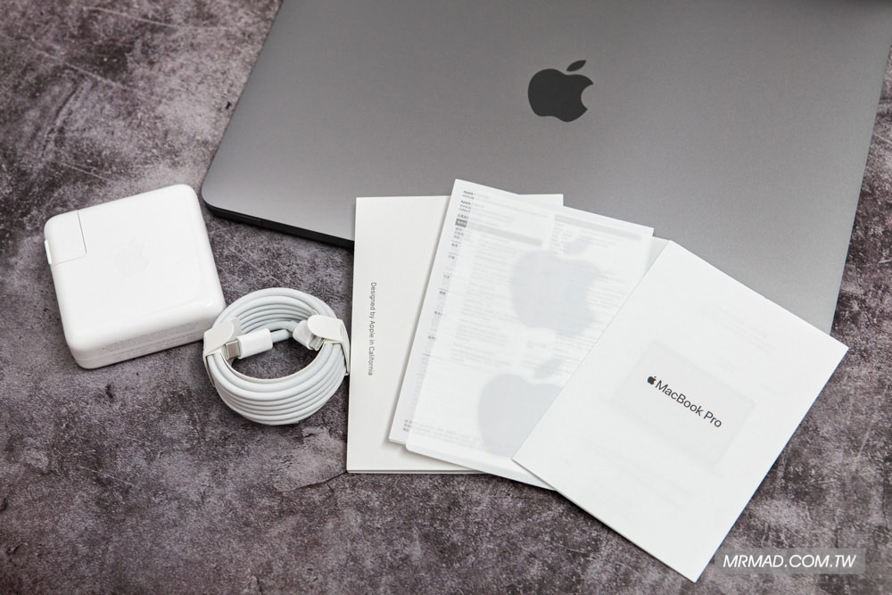 2019 MacBook Pro 開箱評測3