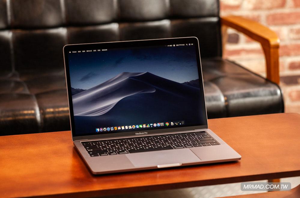 2019 MacBook Pro 開箱評測8