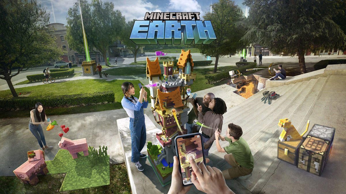 Minecraft Earth 搶先開放封閉測試!立即報名即可獲得首批測試人員