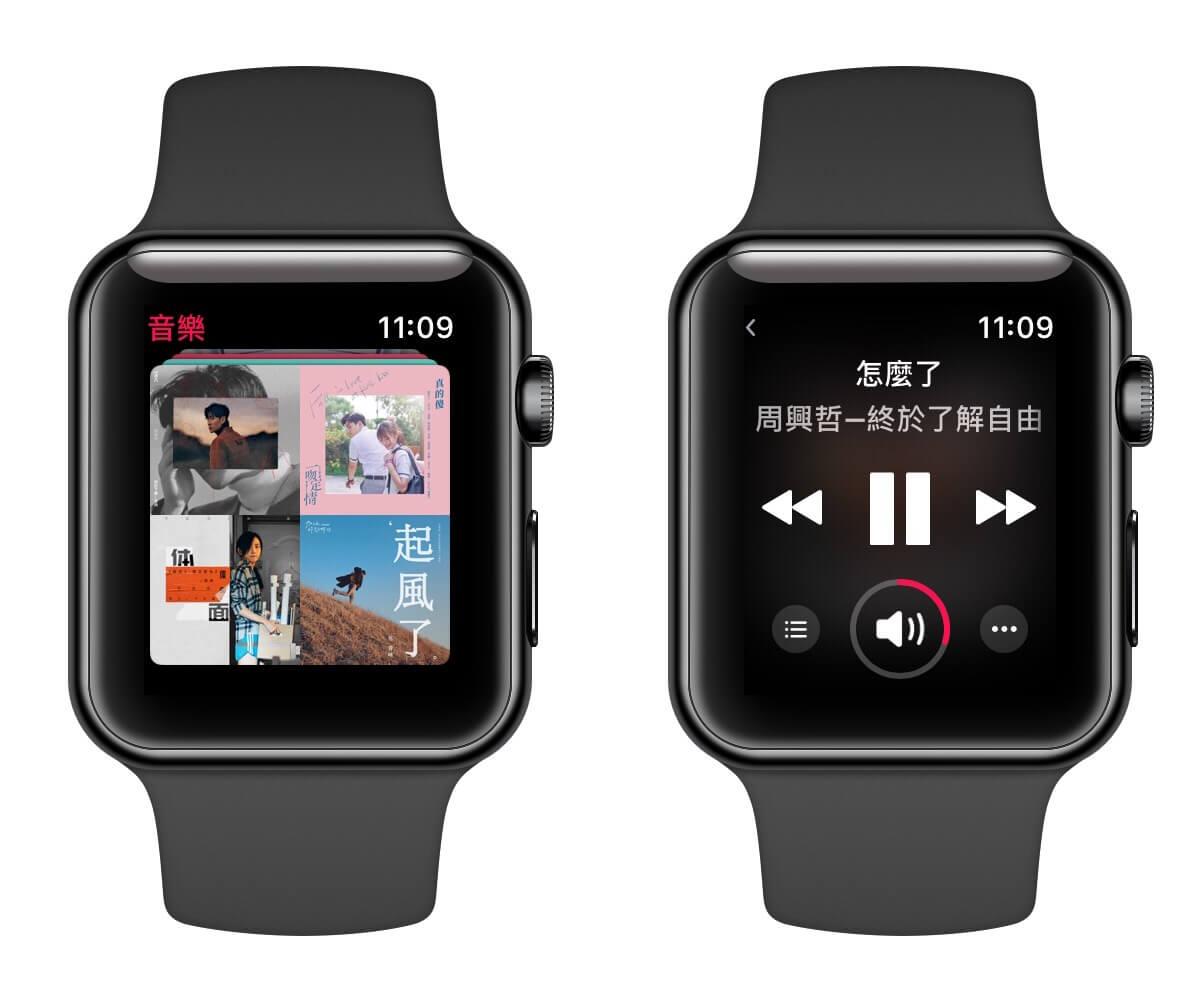 透過Apple Watch和AirPods配對技巧,也能查詢AirPods剩餘電量