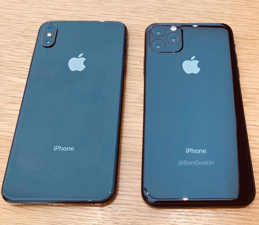 最接近 iPhone 11 Max 实机外观的模型机曝光!插图7