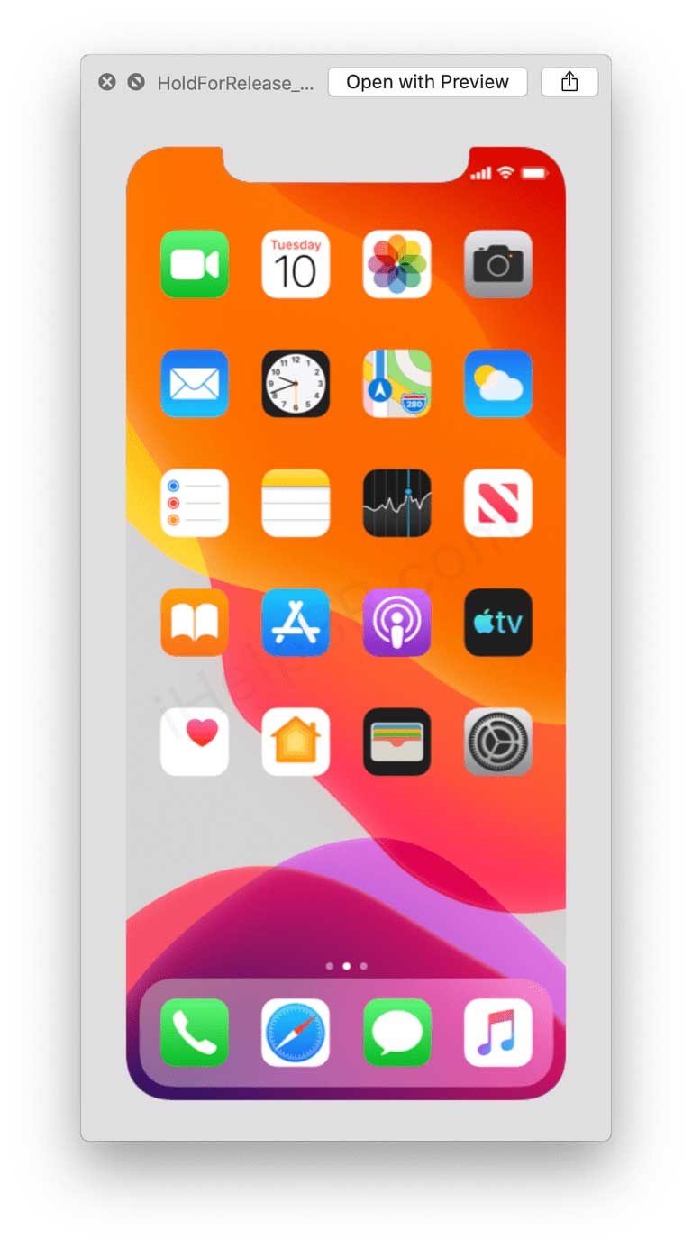 iOS 13 Beta文件曝光 Apple發表會時間,證實 iPhone 11 會在9月10日發表