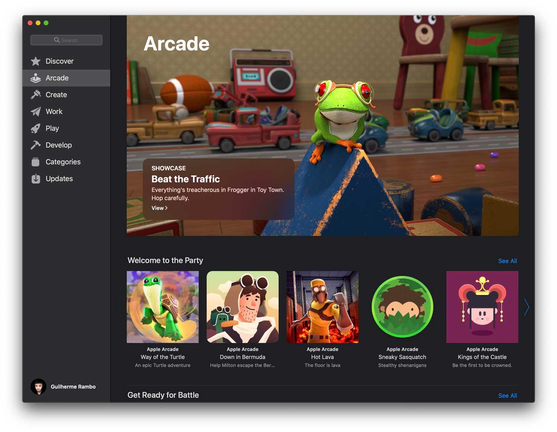 Apple Arcade 遊戲選單界面與價格曝光!