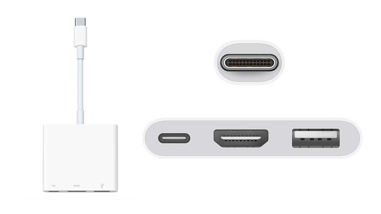 Apple 推出支援 4K HDMI 2.0 的 USB-C Digital AV 轉接器進化版