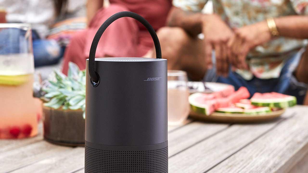 Bose推出新款戶外智慧喇叭,同時支援Google助理、Alexa和AirPlay 2