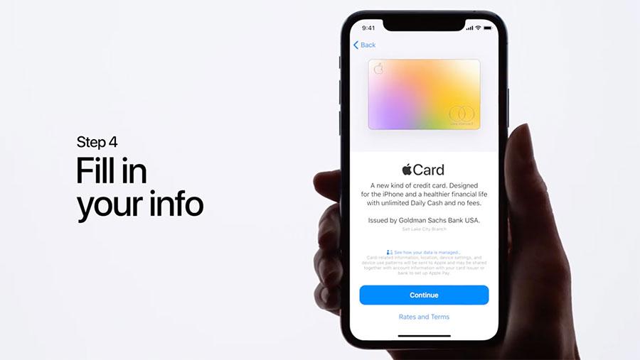 Apple Card 申請教學4