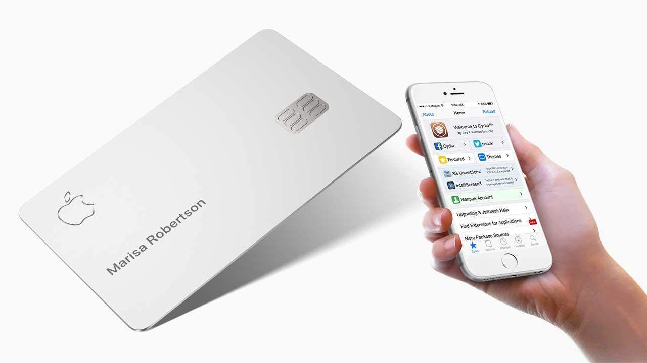 越獄設備將無法使用 Apple Card !高盛透過客戶協議提前警告