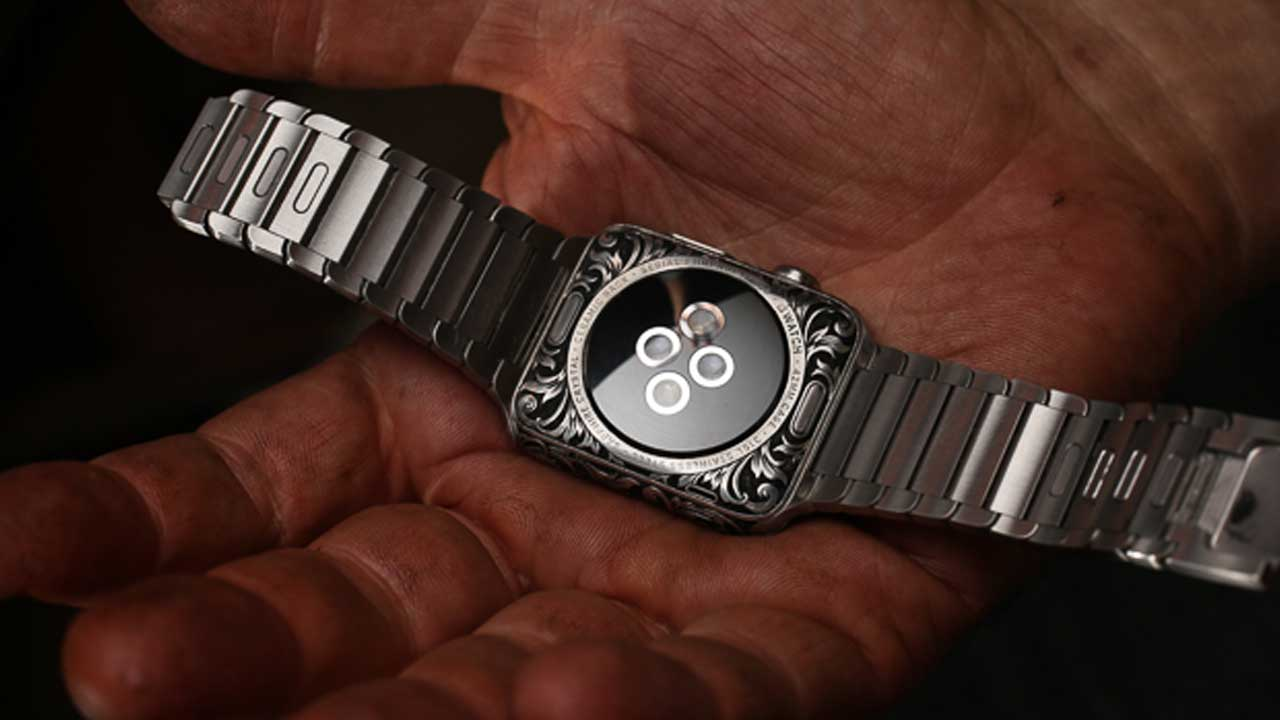 watchOS 6 測試版又洩密!Apple Watch Series 5將推出鈦金錶殼