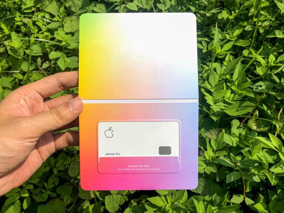 Apple Card 開箱4