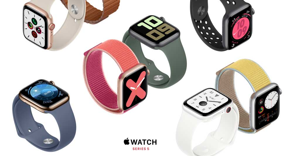 Apple Watch S5 懶人重點