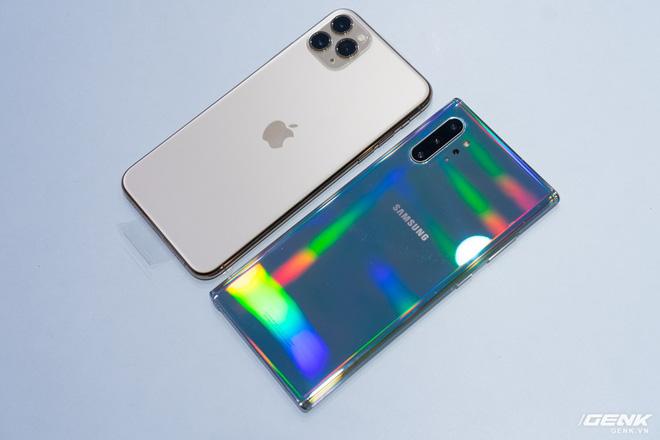 iPhone 11 Pro Max 金色開箱9