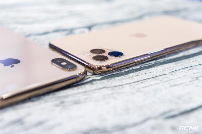 iPhone 11 Pro Max 金色開箱5