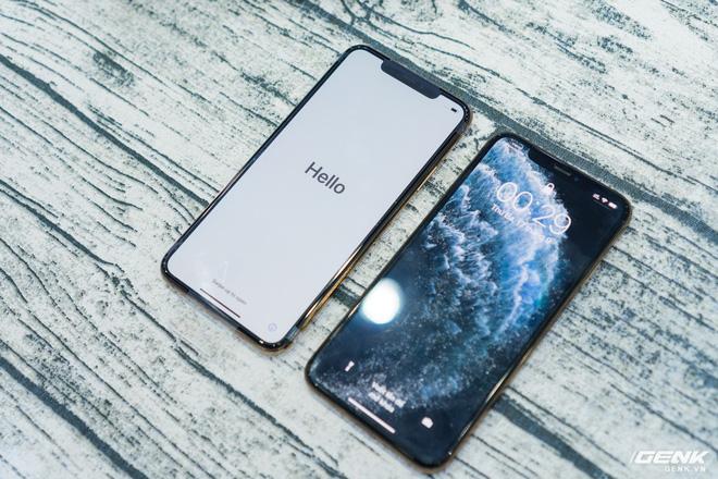 iPhone 11 Pro Max 金色開箱7