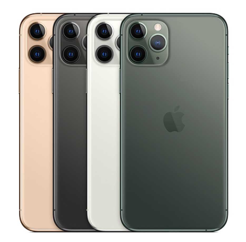 iphone 11 pro夜幕綠顏色