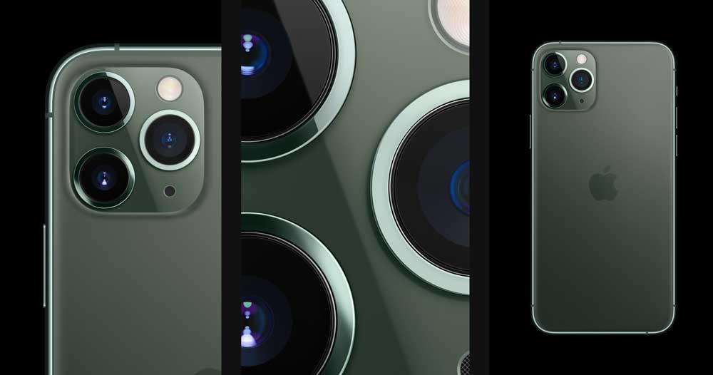 iPhone 11 Pro/Pro Max 懶人重點