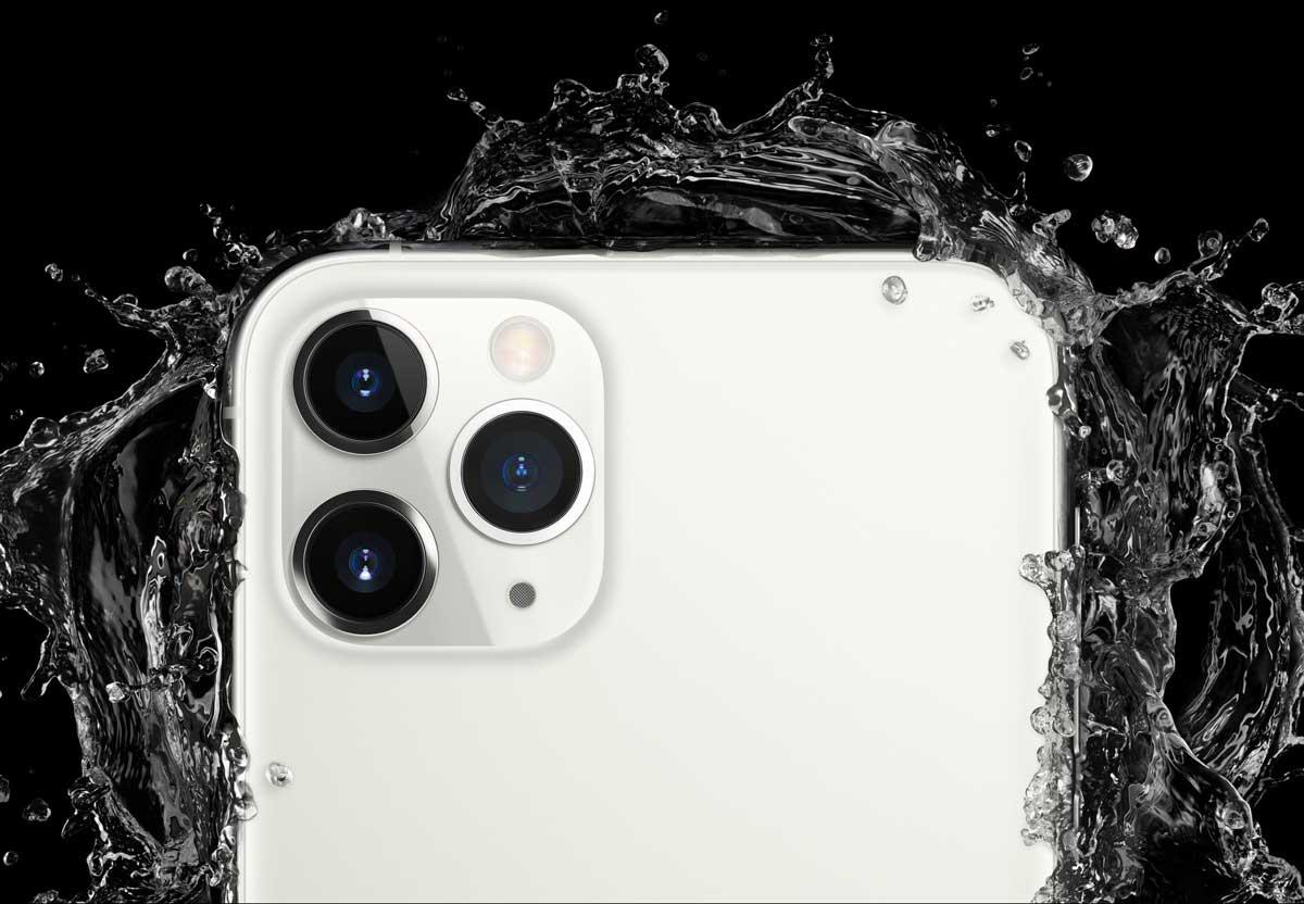 iphone 11 pro 防水功能提升為IP68