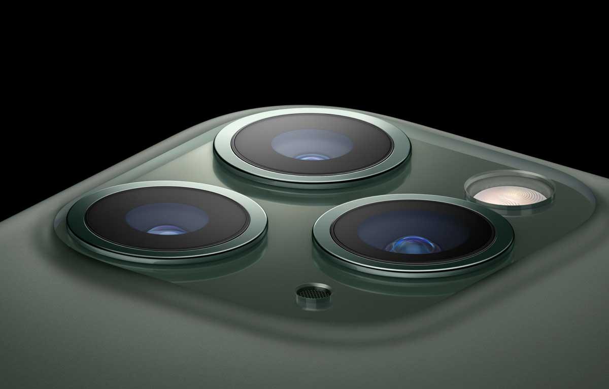 iphone 11 pro三鏡頭