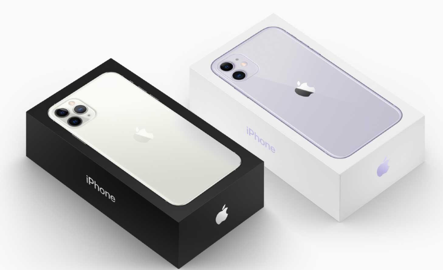 iPhone 11、iPhone 11 Pro 系列外盒曝光,高質感黑色外盒再次回歸