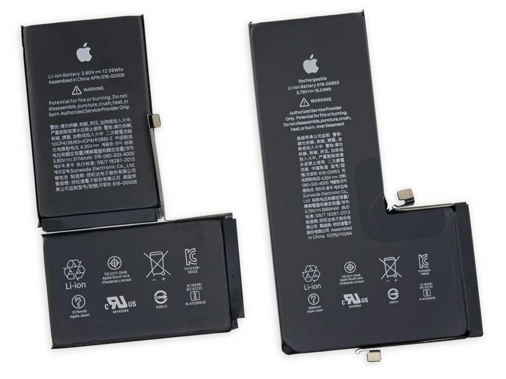 iPhone 11 Pro Max電池