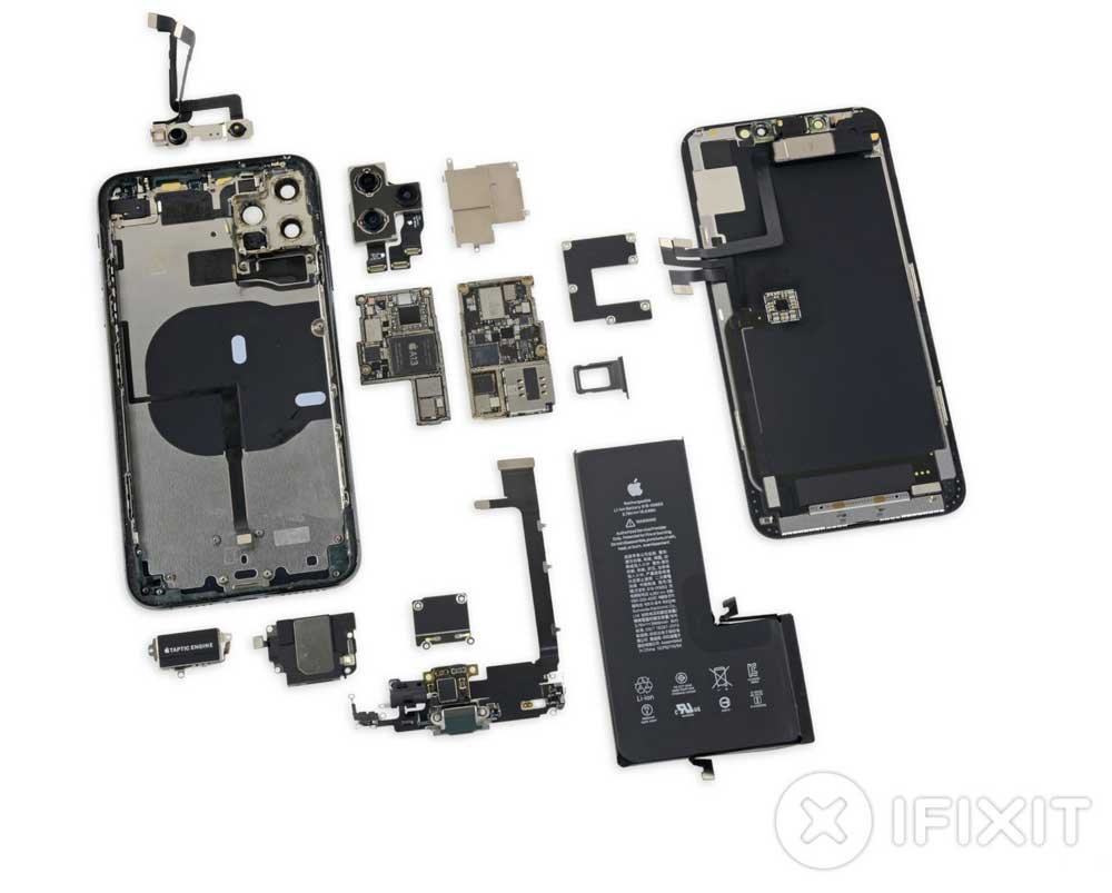 iPhone 11 Pro Max 拆解