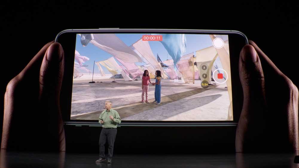 iPhone 11 Pro 三鏡頭錄影模式爆災情!鏡頭切換明顯出現卡頓和模糊災情