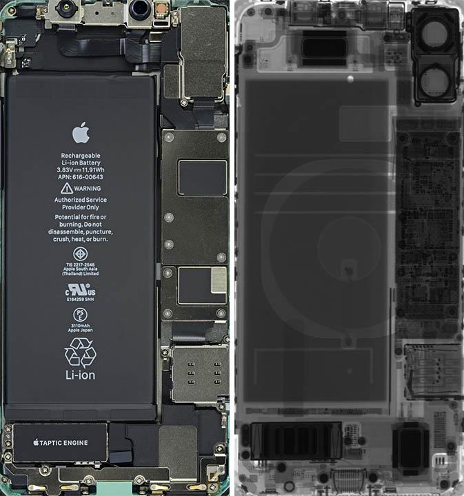 iPhone 11 、iPhone 11 Pro 系列透視、透明桌布下載