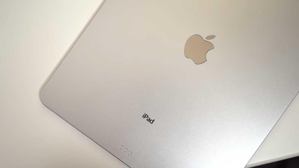 2019 年 iPad Pro 最終模型機3