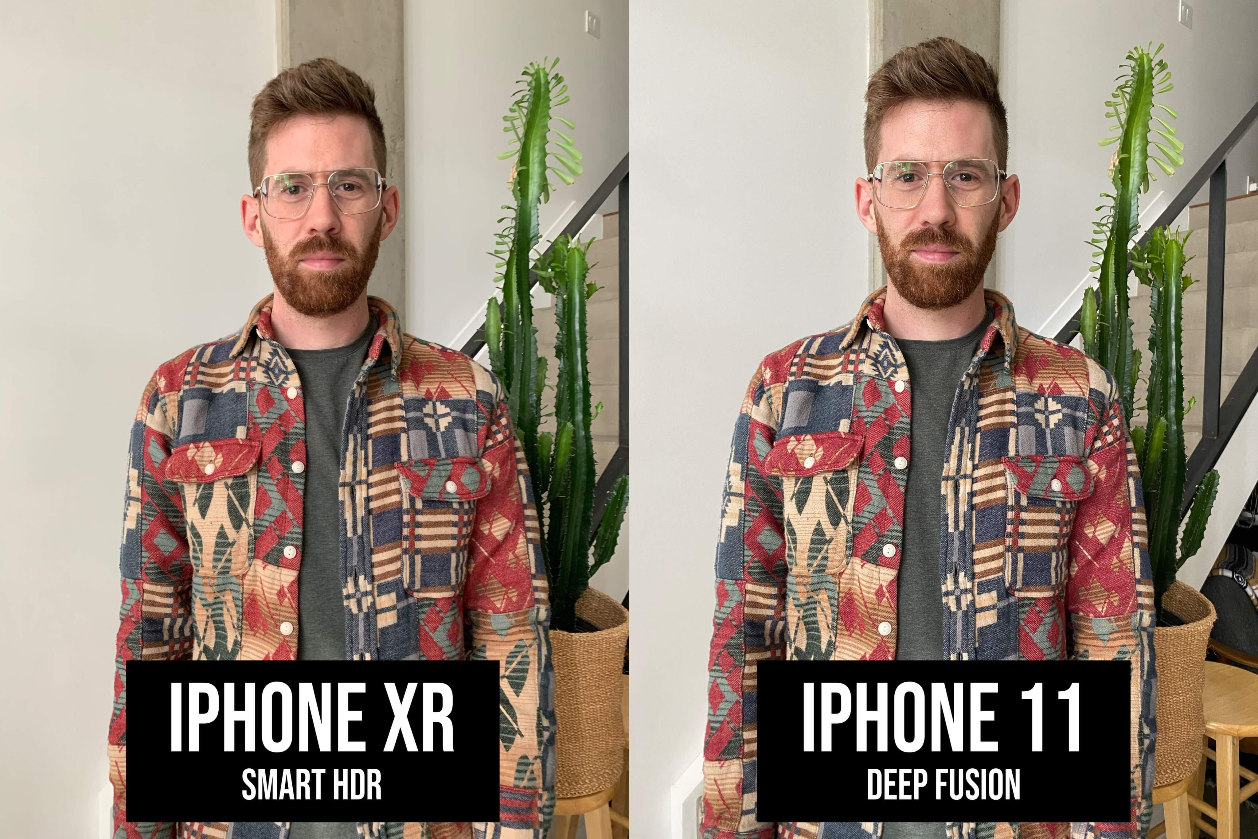 Deep Fusion 效果差異在哪裡1