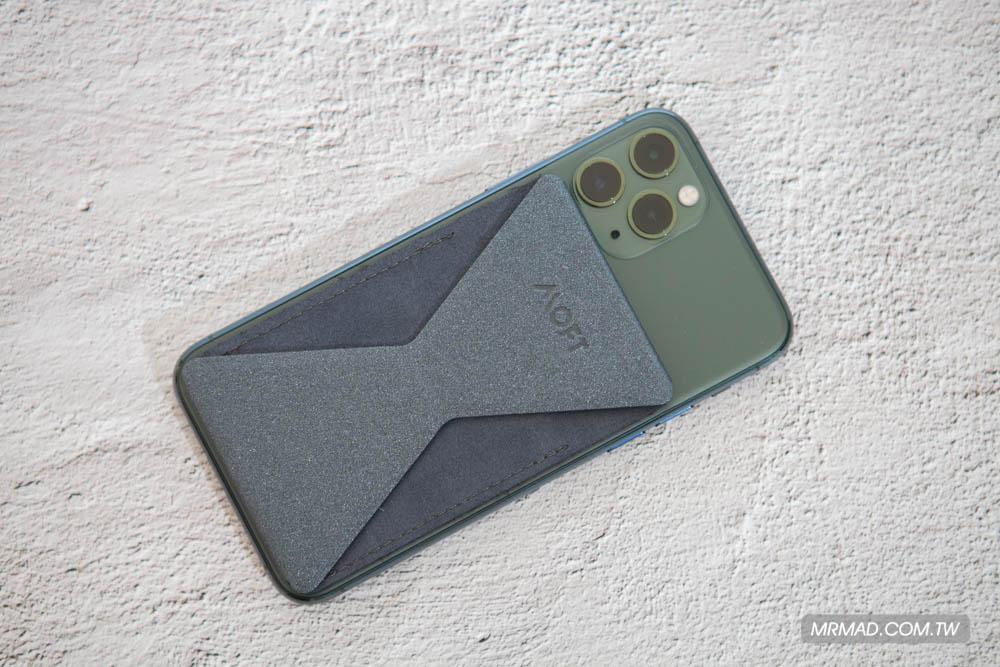 MOFT X隱形支架:手機2