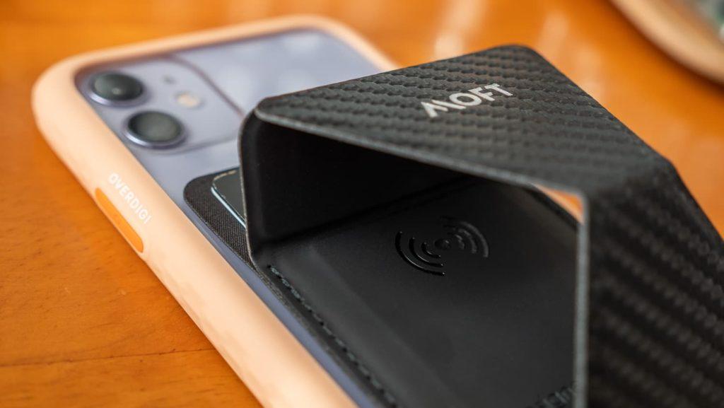 MOFT X 手機支架無線充電款1