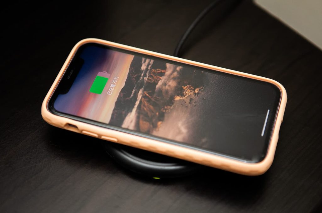 MOFT X 手機支架無線充電款2