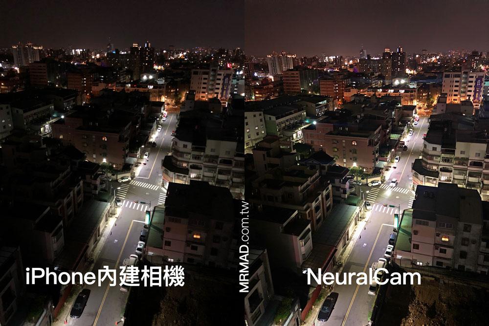iPhone夜景模式也能在舊款機種上實現,效果如同是開了燈