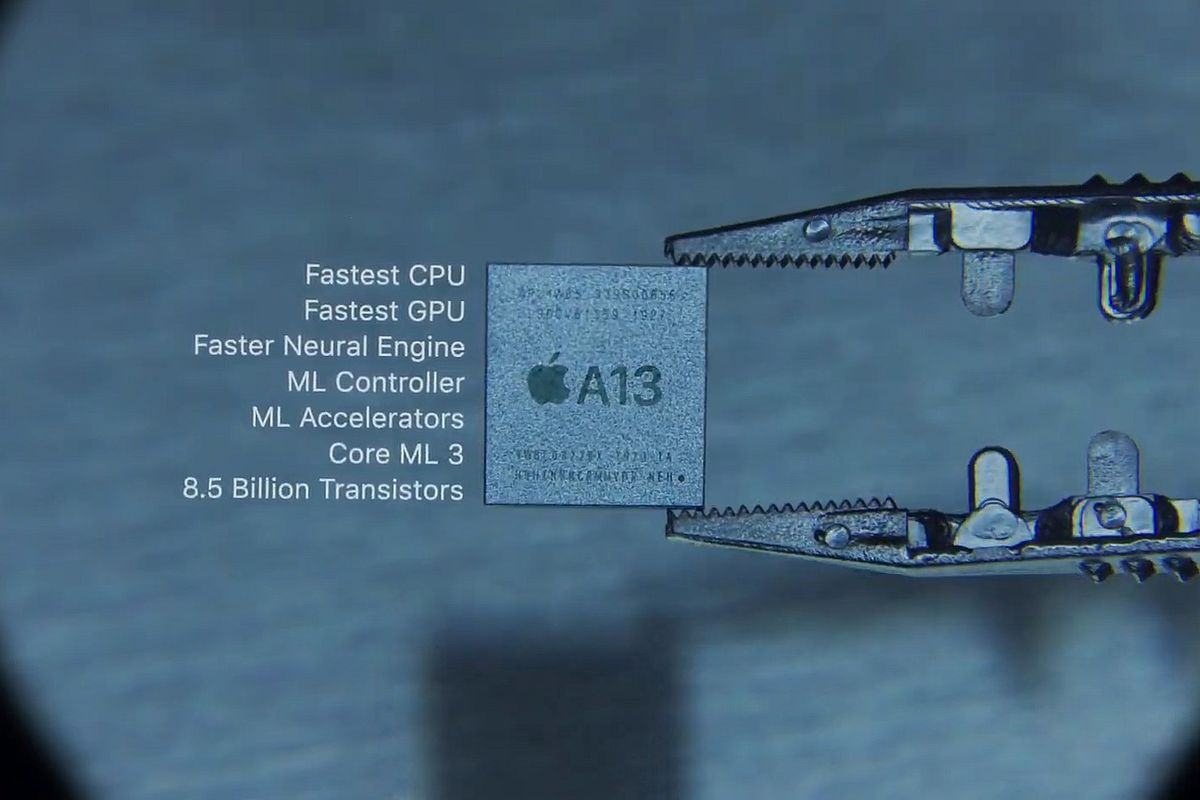 蘋果 A13 Bionic 處理器深入分析:已經屌打所有市面上最強安卓手機