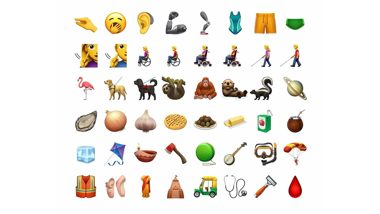iOS 13.2 加入59個全新 Emoji 表情符號,自訂雙人牽手和中性圖