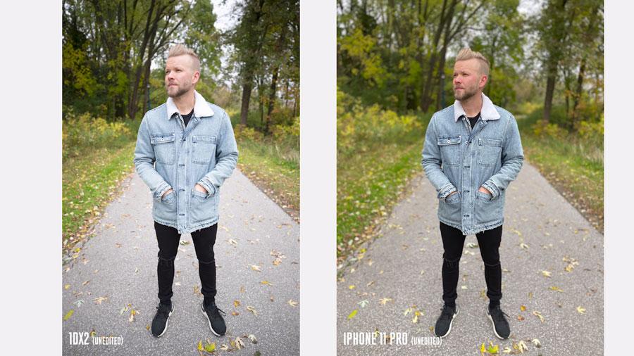 iPhone 11 Pro 和 17萬機皇單眼相機PK 1