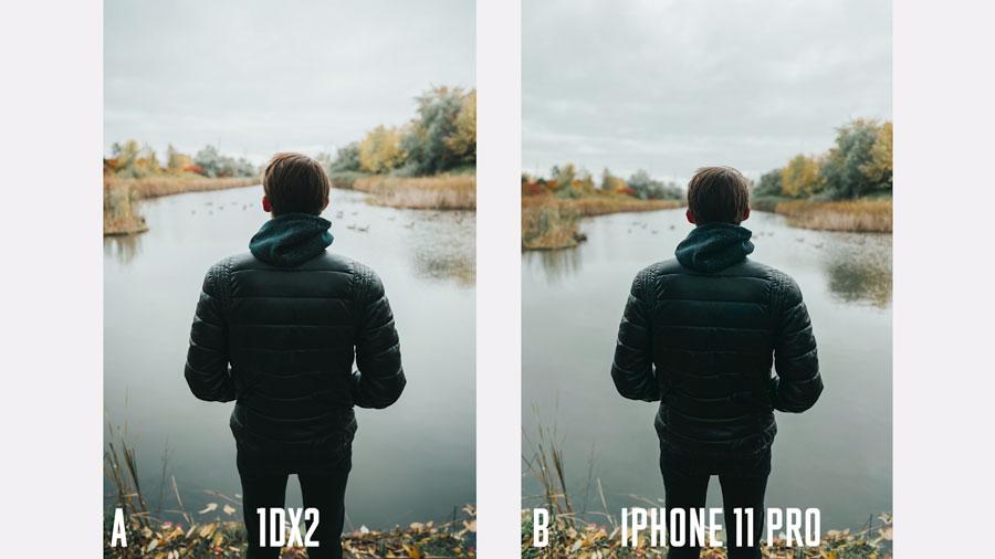 iPhone 11 Pro 和 17萬機皇單眼相機PK 2