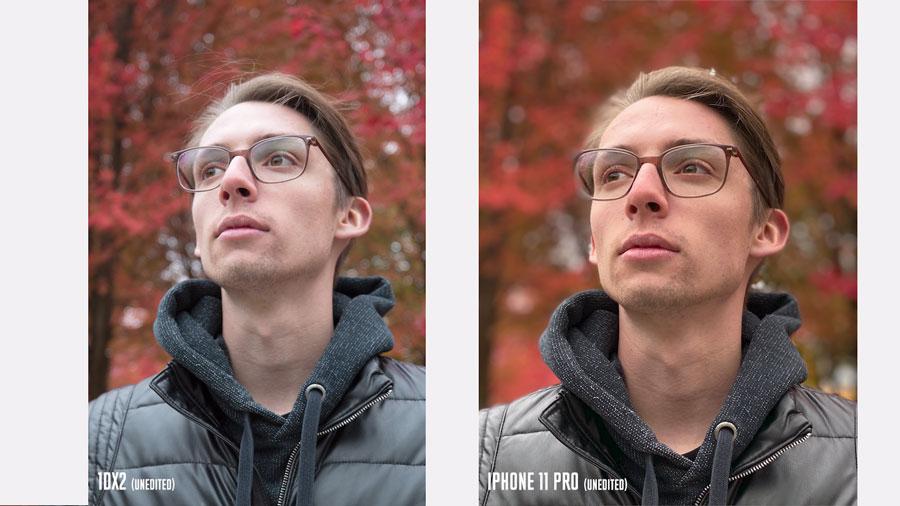 iPhone 11 Pro 和 17萬機皇單眼相機PK 7