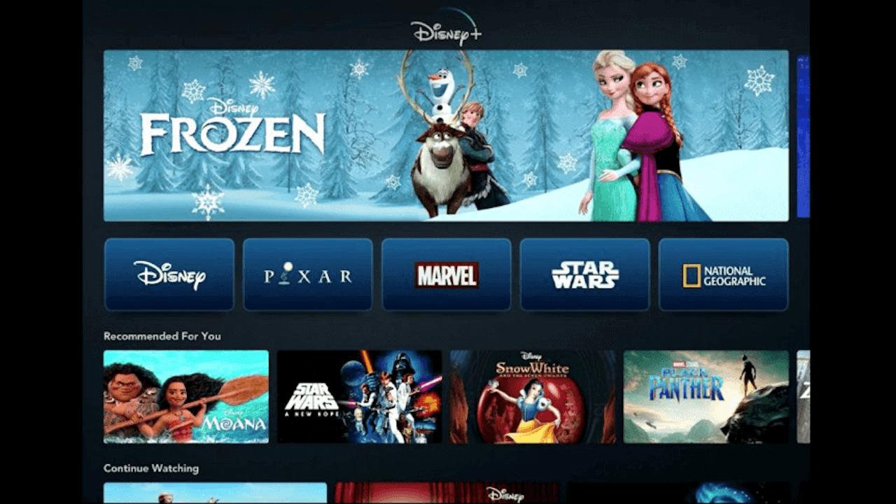 迪士尼影音平台 Disney+ 登場:上線日期、費用和內容全面瞭解