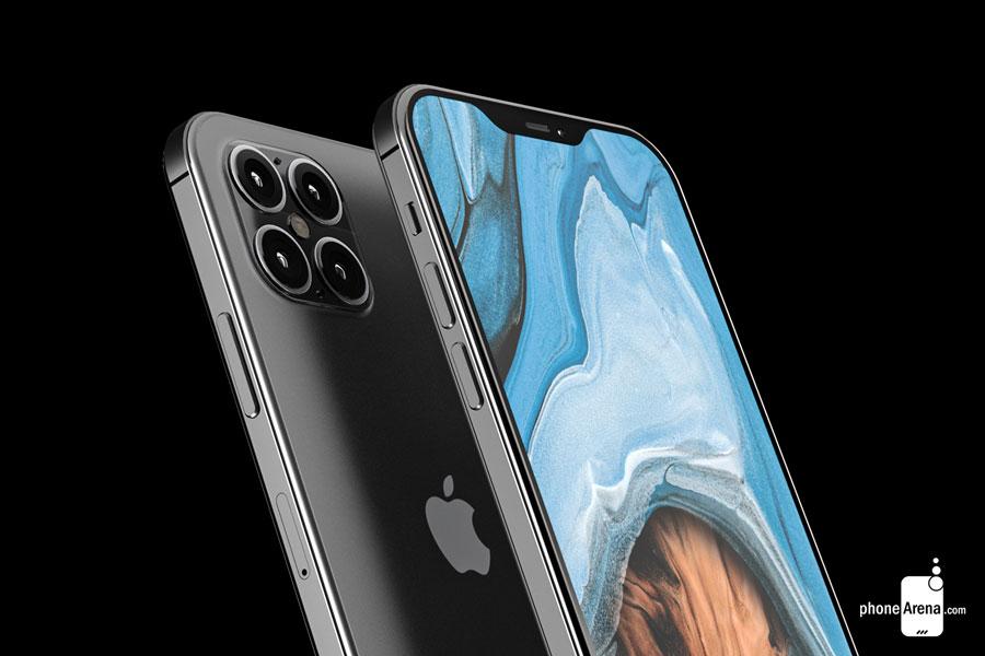 iPhone 12概念圖新款外型全面大改造、四鏡頭和瀏海更窄- 瘋先生